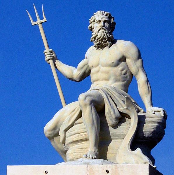 Olympos: Poseidone, il Dio del Mare