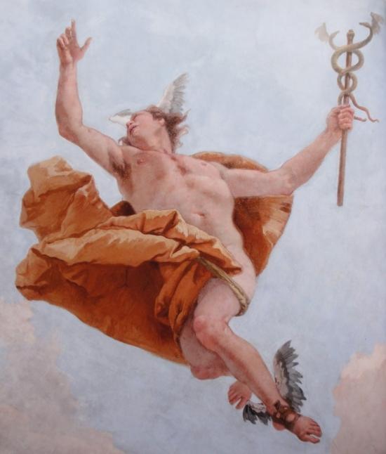 Olympos: Hermes, il Messaggero degli Dèi