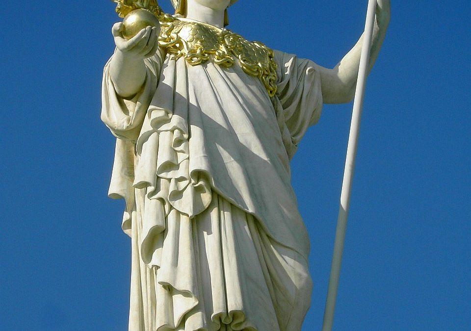 Olympos: Atena, Dea della Saggezza