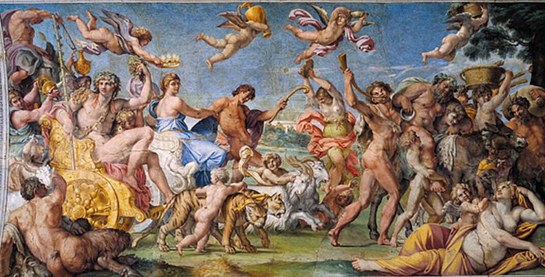 Olympos: Dioniso, il Dio della Trasgressione