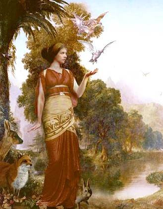 Olympos: Demeter, the Goddess of Nature