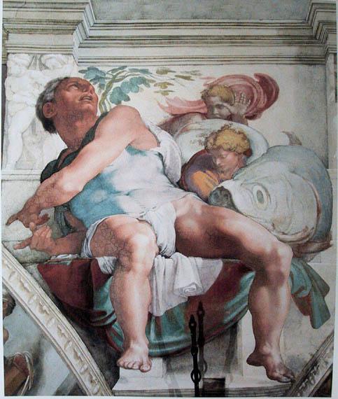 Cultura classica e tradizione cristiana: il pastore Endimione e il profeta Giona.