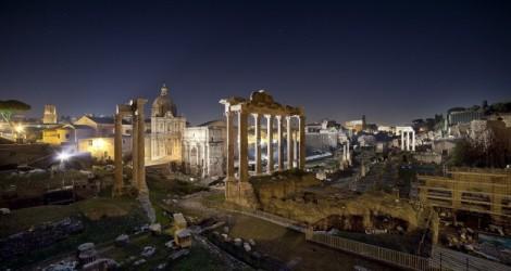 Passeggiate romane al Foro di Cesare
