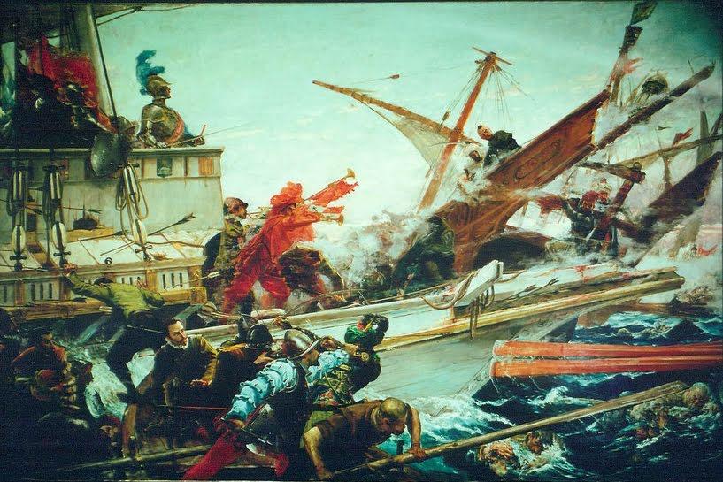 Le Grandi Battaglie della Storia: Lepanto