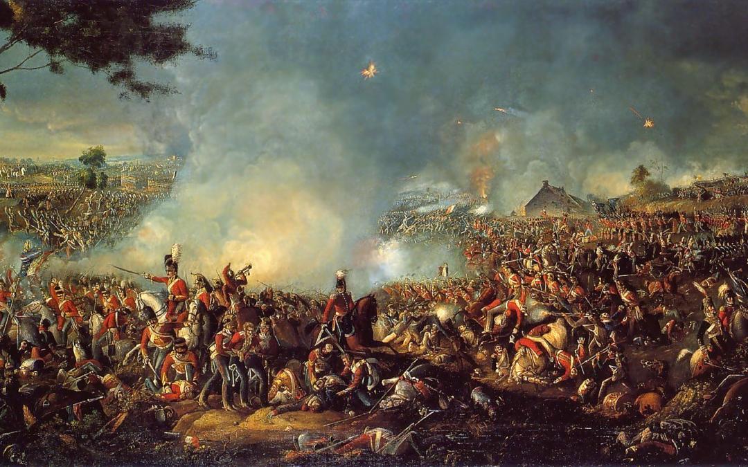 Le Grandi Battaglie della Storia: Waterloo
