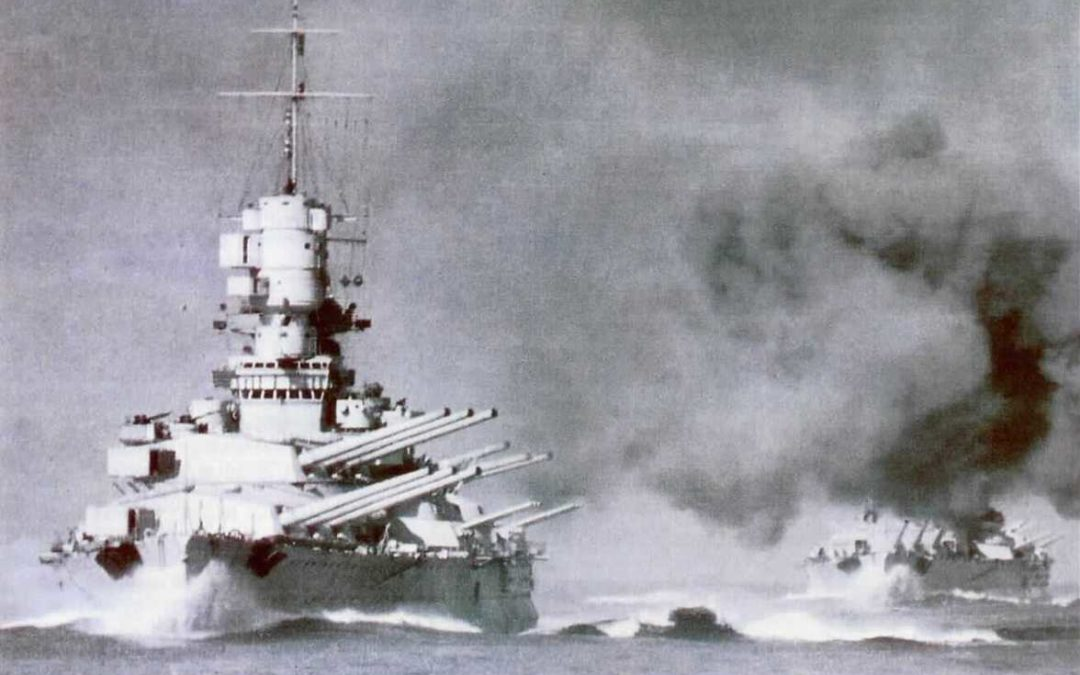 Le Grandi Battaglie della Storia: Jutland