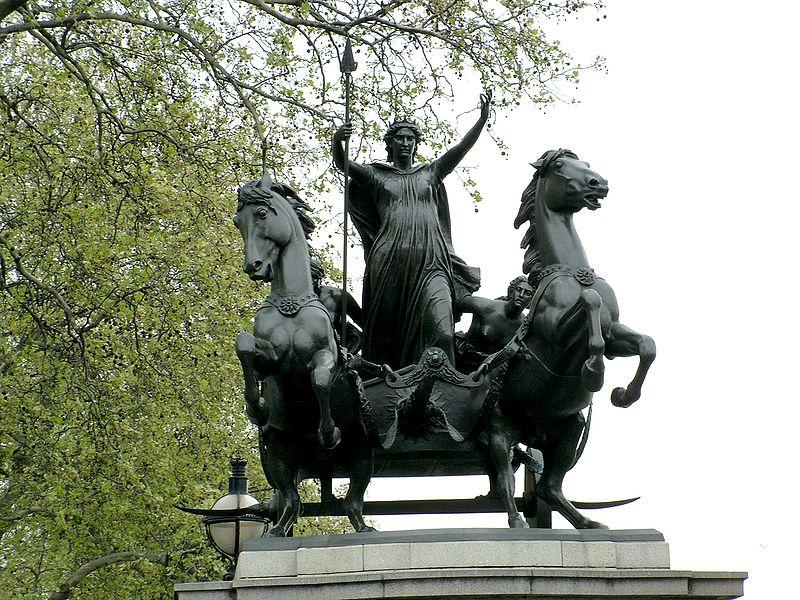Boudicca, regina e guerriera