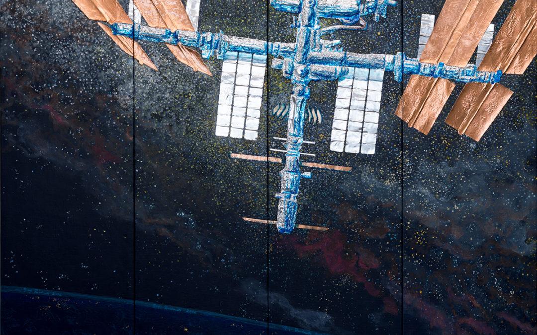 La Space Art di Giorgio Tardonato: fra rigore scientifico e ispirazione artistica