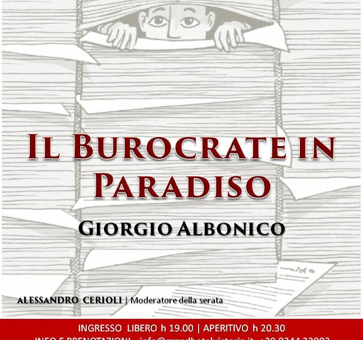 Serata Letteraria: Il Burocrate in Paradiso
