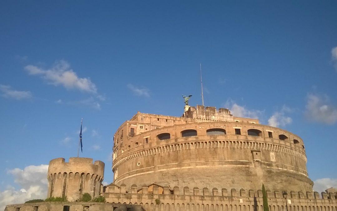 Castel Sant'Angelo, un viaggio nella Storia – Castel Sant'Angelo, a journey into History