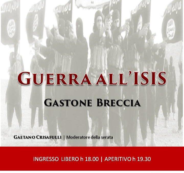 Serata Letteraria: Guerra all'Isis