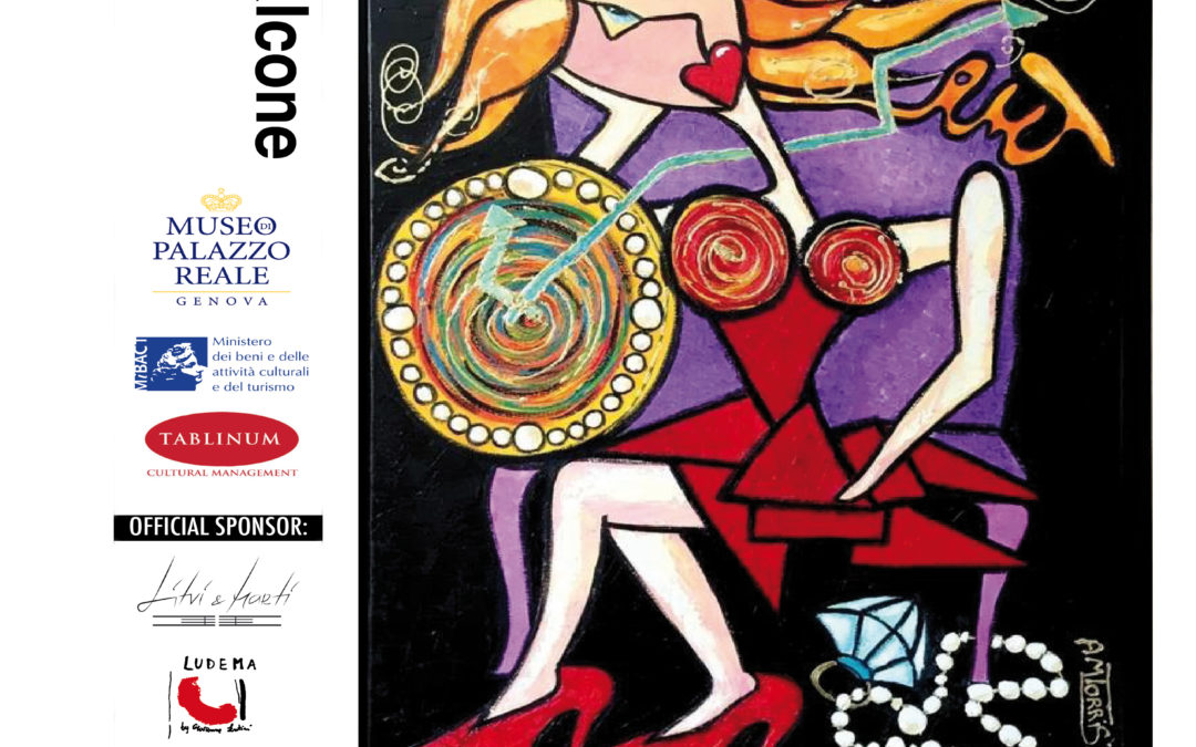 WOMEN IN ART: ANNE MARIE TORRISI ARTE IN LIBERTÀ