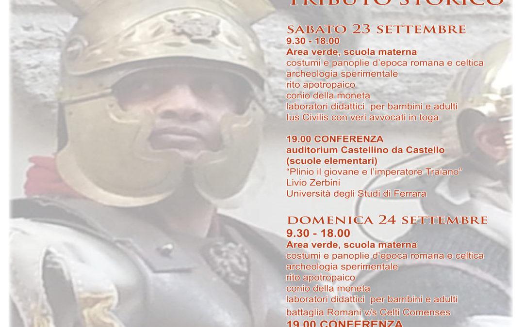 Tributo Storico Lucius Minicius Exoratus