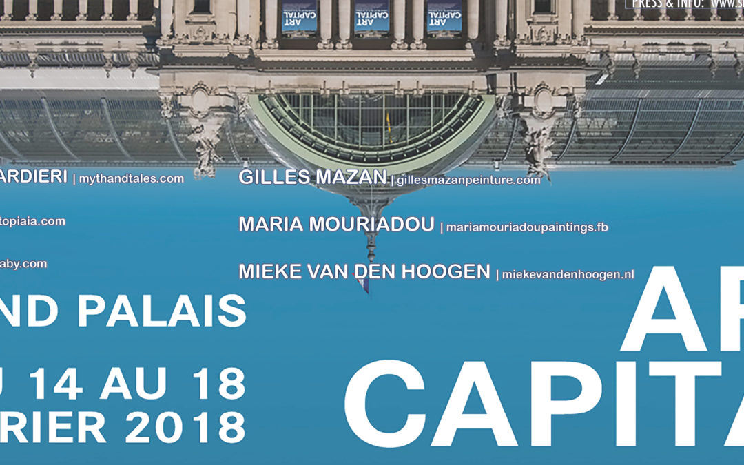 SensArt: Art Capital 2018