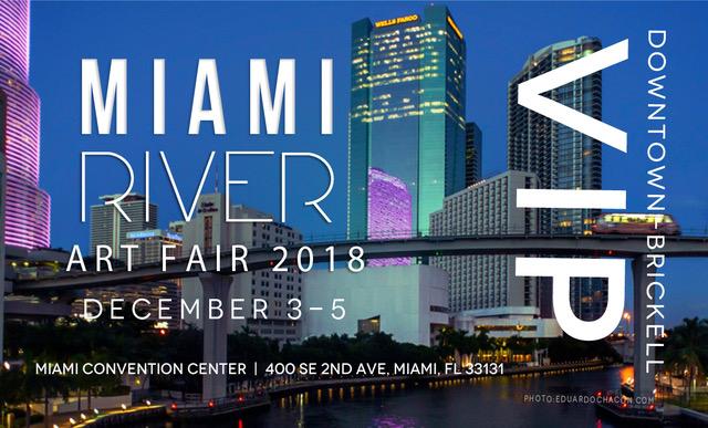 SensArt: Miami River Art Fair 2018