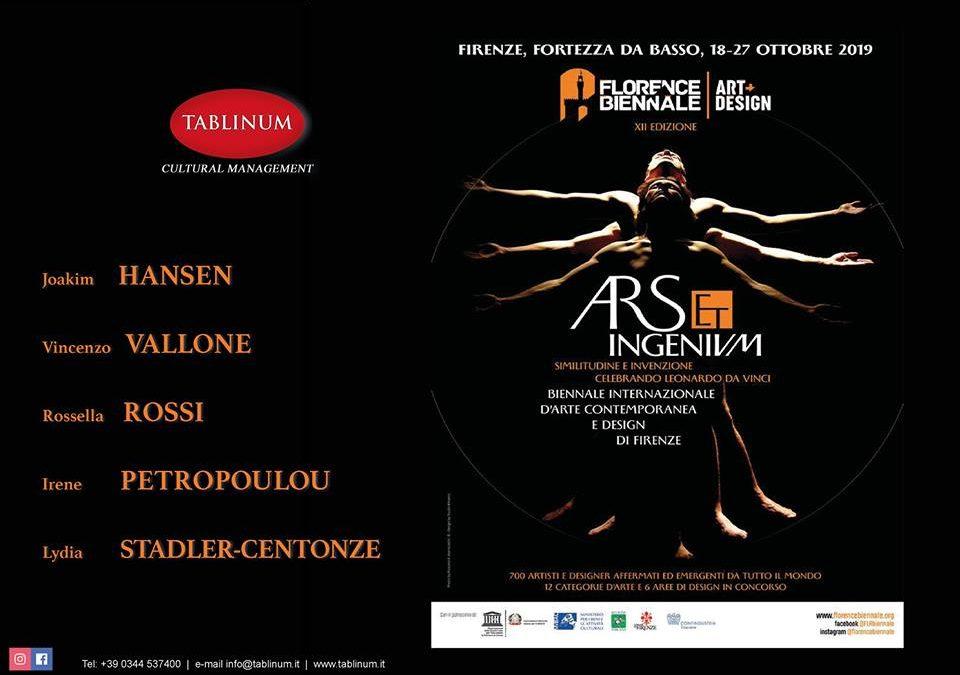ArtAttitude: XII Florence Biennale