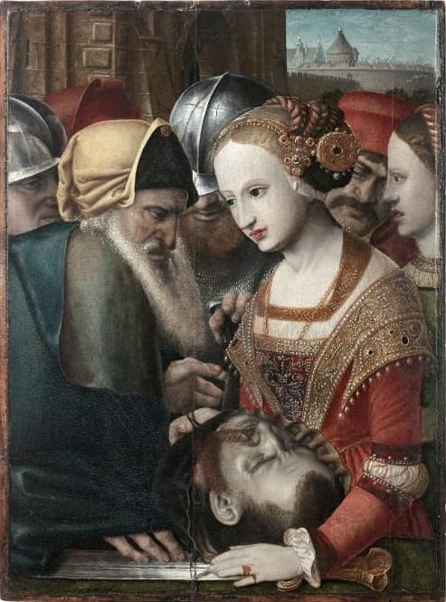 Art Curial: Giuditta e la testa di Oloferne