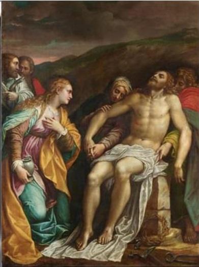 Dorotheum: Il Lamento di Cristo