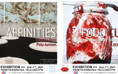 New Art Order: Affinities e Food Cult